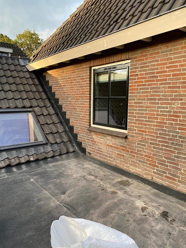 Overige werkzaamheden door dakdekkers