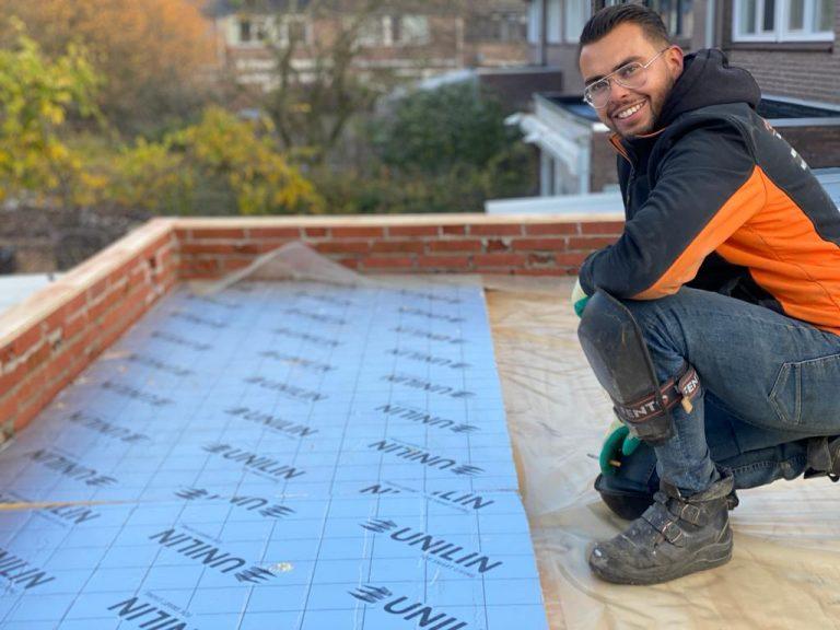 isoleren van daken door Meesman dakdekkers